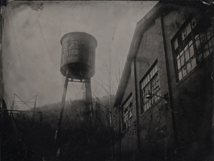 Abandoned Collodion Factory