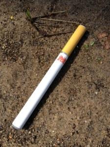 smokeless cig