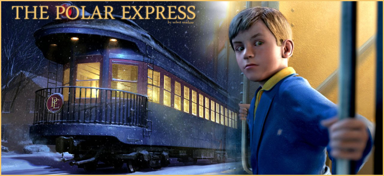 The uncanny valley formerly known as the big easy part for What is the best polar express train ride