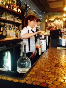 the kingfish bar - the bottle