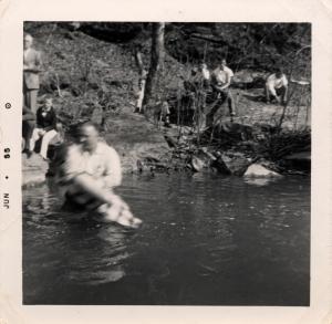 baptism tenebrous mirror