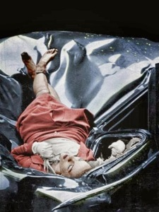 The Most Beautiful Suicide - Evelyn McHale leapt to her death from the Empire State Building, 1947 color