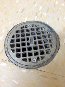 floor drain small