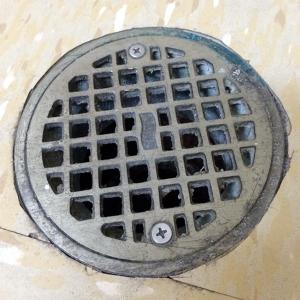 floor drain square